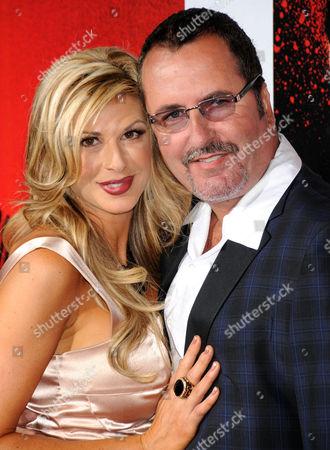 Alexis Bellino and husband Jim Bellino