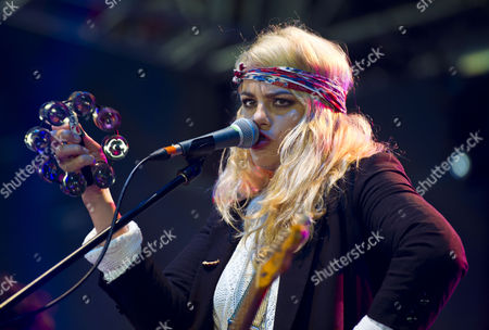 Stock Image of Alice Gold