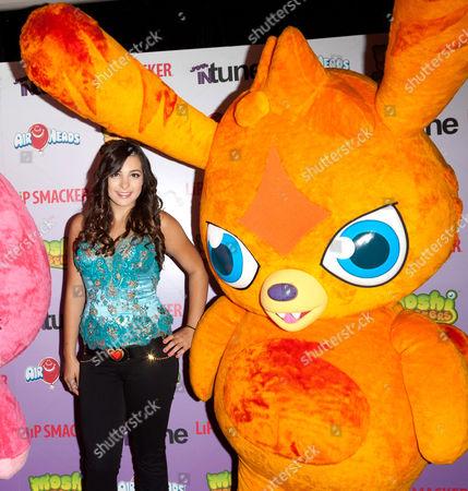 Stock Photo of Alyssa Rubino