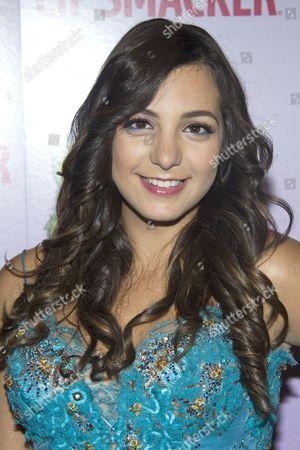 Stock Image of Alyssa Rubino