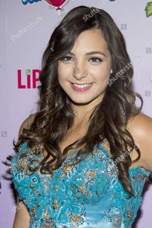 Editorial picture of J-14 Magazine hosts 6th annual 'Intune' concert at Hard Rock Cafe, New York, America - 24 Aug 2011