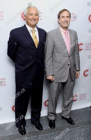 Frank Casey and Harry Markopolos