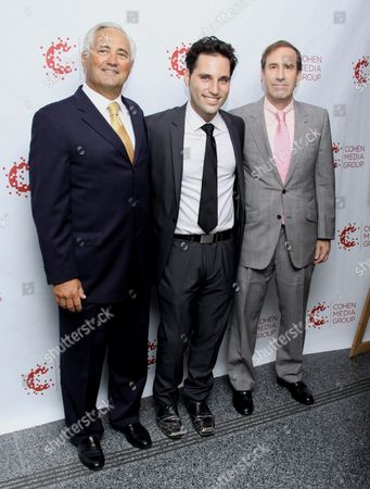 Frank Casey, Jeff Prosserman and Harry Markopolos