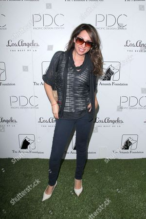 Editorial picture of 2nd Annual 'Pattern for Paws Presents Pup-A Razzi' Benefitting the Amanda Foundation, Los Angeles, America - 24 Aug 2011