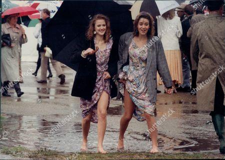 Louise Collyer 15 (left) And Tara Capp 15 At Henley Regatta
