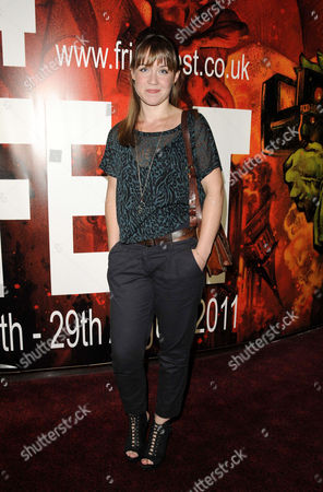 Editorial image of Film4  Frightfest, London, Britain - 27 Aug 2011