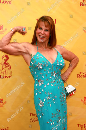 Stock Photo of Spice Williams-Crosby Actress and stunt woman