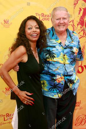 Dick Van Patten and Florence La Rue
