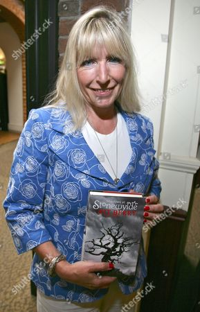 Editorial image of Kit Berry promotes her book 'Shadows at Stonewylde', Reading, Britain - 30 Aug 2011