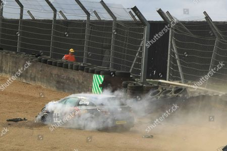 Editorial picture of Dunlop Production Touring Car Trophy, Brands Hatch, Kent, Britain - 29 Aug 2011
