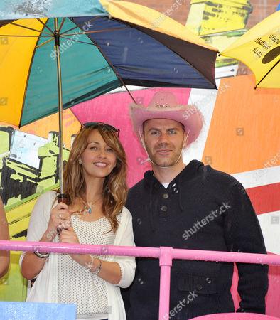 Samia Ghadie and Will Thorp
