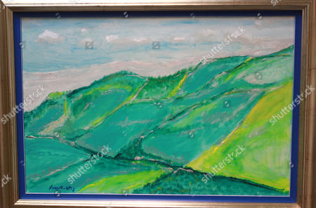 Abstract Landscape $4000-$6000