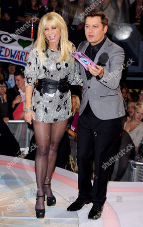 Stock Image of Pamela Bach and Brian Dowling
