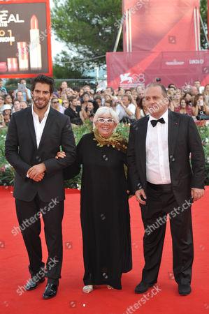 Eli Roth, Lina Wertmuller, Pascal Vicedomini