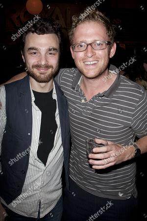 Ilan Goodman and Ryan Early