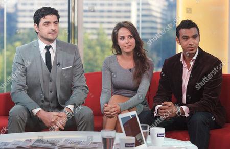 Editorial photo of 'Daybreak' TV Programme, London, Britain - 01 Sep 2011