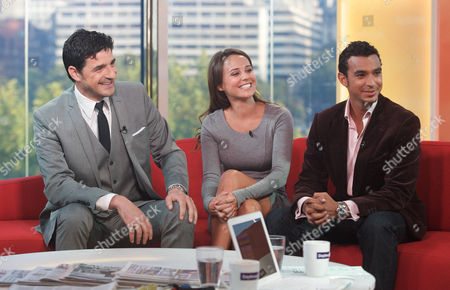 Editorial picture of 'Daybreak' TV Programme, London, Britain - 01 Sep 2011