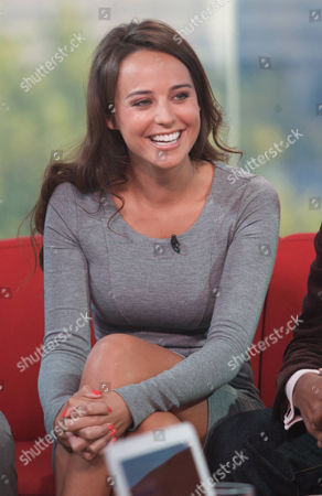 Editorial photo of 'Daybreak' TV Programme, London, Britain - 01 Sep 2011