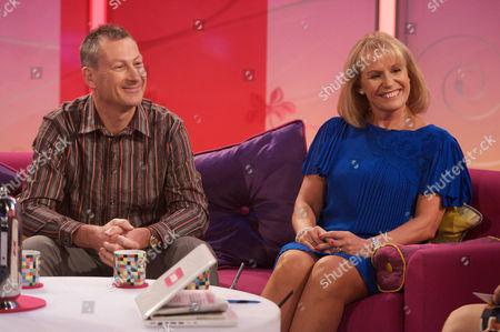 Editorial image of 'Lorraine Live' TV Programme, London, Britain - 01 Sep 2011
