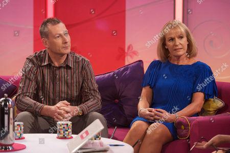 Stock Image of Doug Young and Christina Young