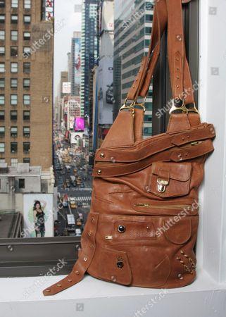 Editorial image of Scottish handbag designer Lorna Nixon, New York, America - 22 Jun 2011