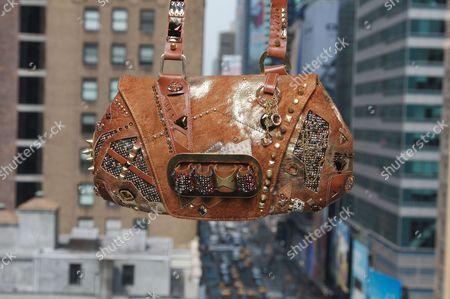 Editorial photo of Scottish handbag designer Lorna Nixon, New York, America - 22 Jun 2011