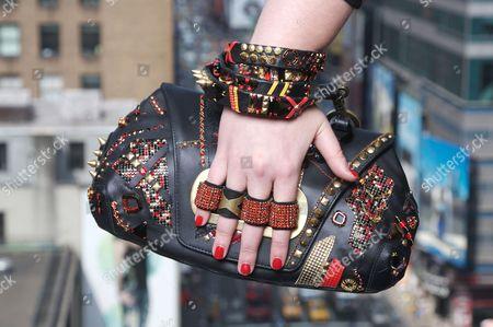 Editorial picture of Scottish handbag designer Lorna Nixon, New York, America - 22 Jun 2011