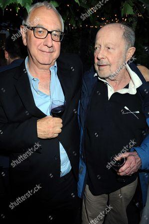 Don Boyd and Nicolas Roeg