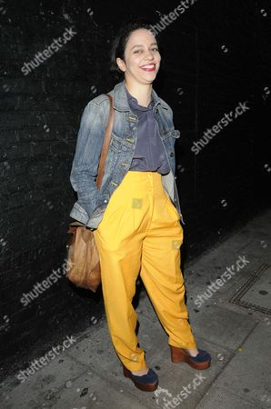 Editorial picture of 'Monki' UK Launch  Party, Village  Underground, London, Britain - 01 Sep 2011