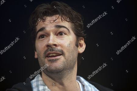 Adam Riches, winner of the Foster's Edinburgh Comedy Award