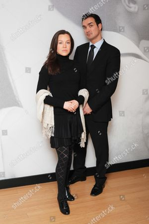 Celia Peachey and Manuel Fernandez