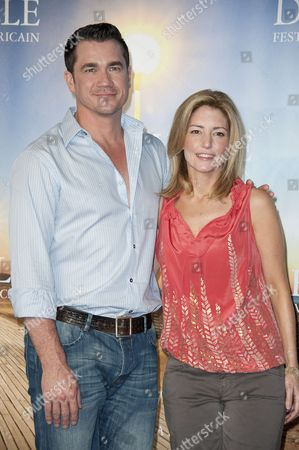 Tate Taylor and Kathryn Stockett