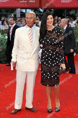 Carlo Rossella and Gisella Marengo