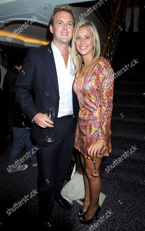 Fred Andrews and Holly Branson