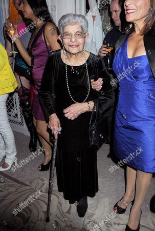 Stock Photo of Freddie Mercury's mother Jer Bulsara