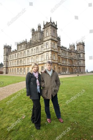 Lord and Lady Carnarvon