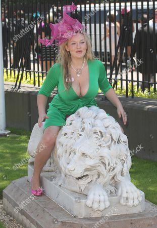 Eleanor de Freitas on Ladies Day