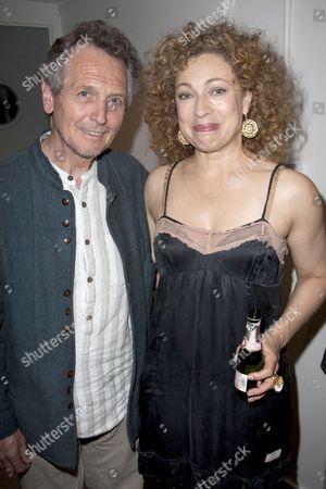 Michael Hadley and Alex Kingston (Lady Milford)