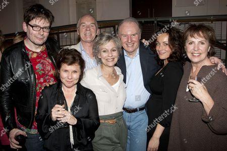 James Macdonald (Director), Imelda Staunton (Claire), Ian McElhinney (Harry), Diana Hardcastle (Edna), Tim Pigott-Smith (Tobias), Lucy Cohu (Julia) and Penelope Wilton (Agnes)