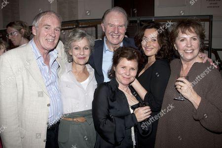 Ian McElhinney (Harry), Diana Hardcastle (Edna), Tim Pigott-Smith (Tobias), Imelda Staunton (Claire), Lucy Cohu (Julia) and Penelope Wilton (Agnes)