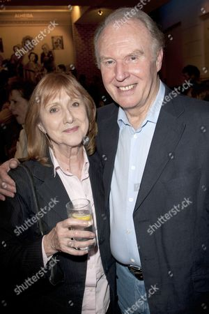 Pamela Miles and Tim Pigott-Smith (Tobias)