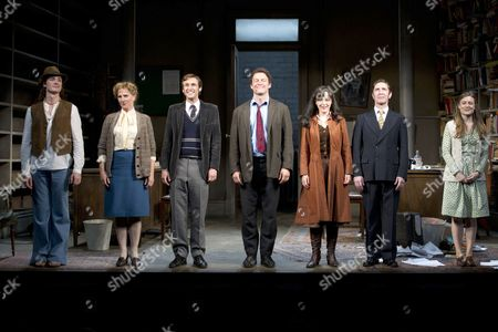 Cai Brigden (Mr Gardner), Penny Downie (Edna Shaft), Martin Hutson (Joseph Keyston), Dominic West (Ben Butley), Amanda Drew (Anne Butley), Paul McGann (Reg Nuttall) and Emma Hiddleston (Miss Heasman)