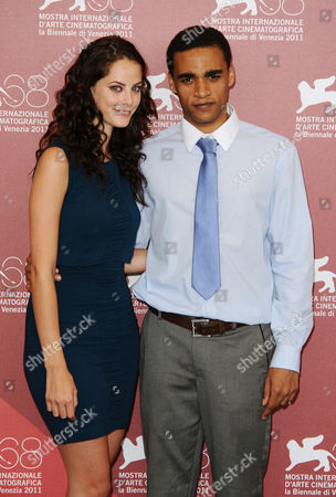 Editorial picture of 'Wuthering Heights' film photocall, 68th Venice Film Festival, Venice, Italy - 06 Sep 2011