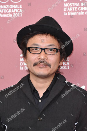 Stock Photo of Director Sono Sion