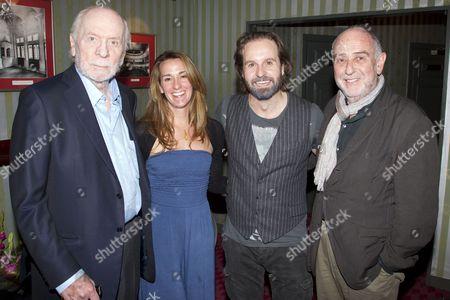 Herbert Kretzmer (Lyrics), Sarah Boe, Alfie Boe (Jean Valjean) and Claude-Michel Schonberg (Music)