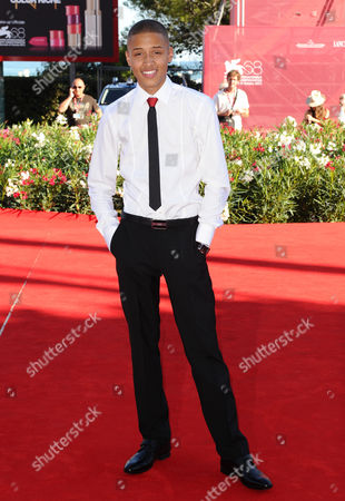 Editorial image of 'Wuthering Heights' film premiere, 68th Venice Film Festival, Venice, Italy - 06 Sep 2011