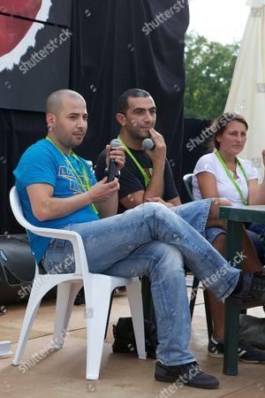 Editorial photo of 27th Gindou Film Festival, Gindou, France - Aug 2011