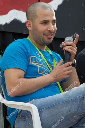 Stock Image of Tarek Aggoun