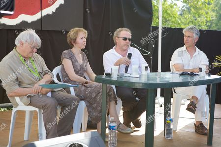 Editorial picture of 27th Gindou Film Festival, Gindou, France - Aug 2011