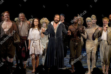 Editorial image of 'The Tempest' play, press night after party at the Haymarket Hotel, London, Britain - 06 Sep 2011